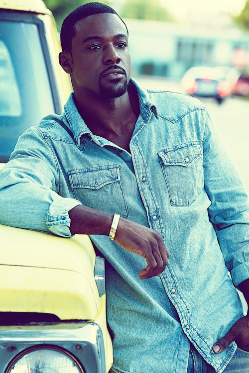 Lance Gross - Rolling Out Magazine Cover 2012