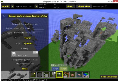 Schematic Generator Minecraft - Wiring Diagrams Back
