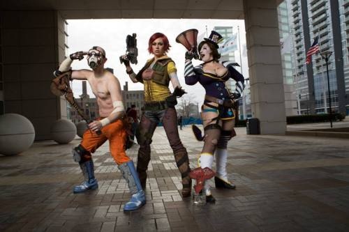 Awesome Borderlands Cosplay