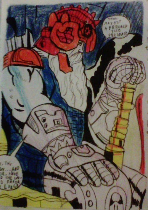 Odin - Marvel Comics