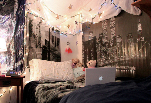 Tumblr bedrooms - Tumblr teenage bedroom ...