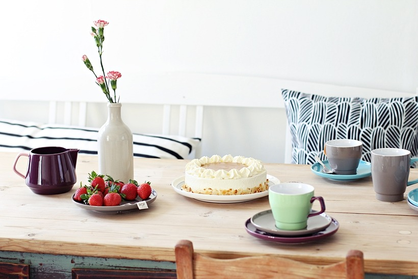 myidealhome:   scandinavian tableware by Sagaform (via My Second Hand Life)
