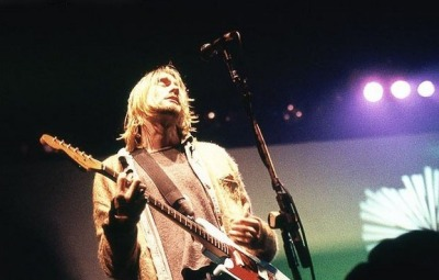 downer-27:  Kurt Cobain, 02/06/94.