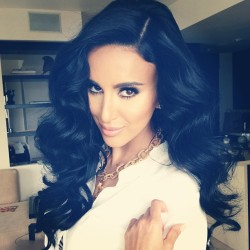 visualvixen:  Lilly Ghalichi
