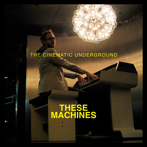 themadeshop: These Machines?. This is NOT the album cover for the next Cinematic Underground album. This was just a little joke mock-up I made.