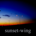 sunset-wing