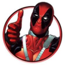 This is a picture of The ever charming and illustrious Wade Wilson
