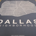 Dallas Neighborhood Map
