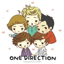 one direction is