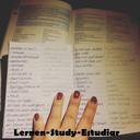 lernen-study-estudiar