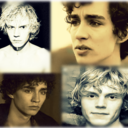 Evan Peters and Robert Sheehan
