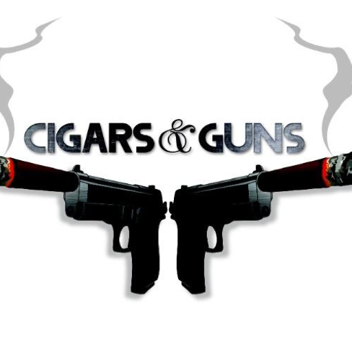 cigars-and-guns:  To finish off Full Auto Friday @gunvids #cigarsandguns