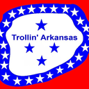 This is a picture of Trollin' Arkansas