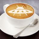 coffee-alien