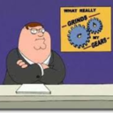 This is a picture of you know what grinds my gears?
