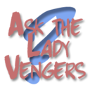 This is a picture of Ask The LadyVengers