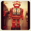 The Secret Agent Robot