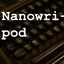 Podcasting NaNoWriMo!