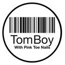 tomboywithpinktoenails