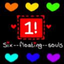 six--floating--souls