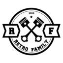 blog logo of Retro Family World