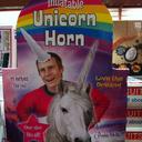 inflatableunicornhorn