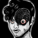 I M Just A French Illustrator Self Portrait Inspired By My Master Junji Ito