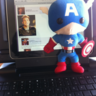 The Adventures of Baby Cap in the 21st Century