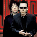 This is a picture of The Jesus and Mary Chain