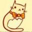 Mush-cat In a Bowtie
