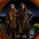 The Almost Majestic Kili and Fili