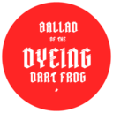 ballad of the dyeing dart frog