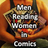 menreadingwomenincomics