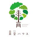 そらと豆 青豆ハウス イメージイラスト Illustrated By しゅんしゅん