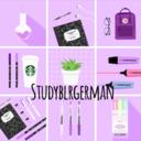 studyblr-german