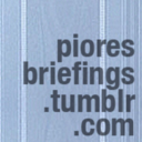 PIORES BRIEFINGS