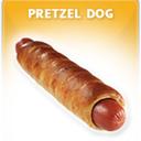pretzeldog
