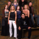 This is a picture of Awkward Buffy Moments