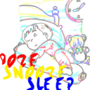 This is a picture of Doze Snooze Sleep