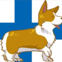 This is a picture of Quidditch, Corgis, and Finland