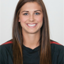 This is a picture of Alex Morgan (and USWNT) Fan