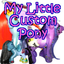 My Little Custom Pony