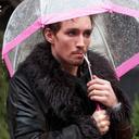 pinkrimmedumbrella