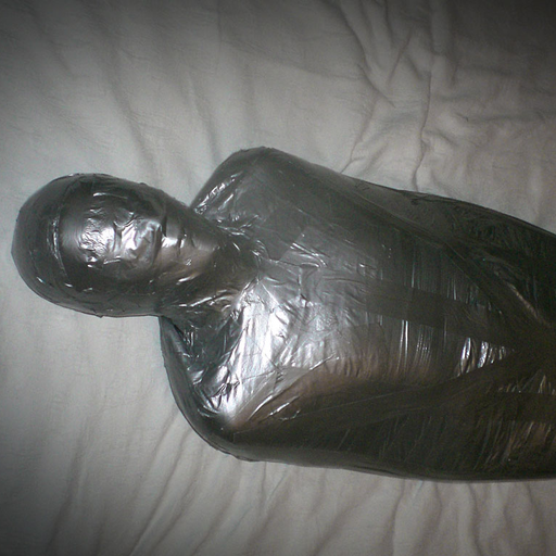 mummified-lover:  I want one. I want to be in there.