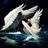 лебеди очень красивые фото двух лебедей.