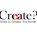 This is a picture of Create or Cremate?