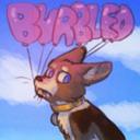 burbled