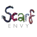This is a picture of Scarf Envy Blog