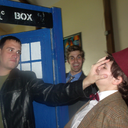This is a picture of The TeamTARDIS Cosplayers