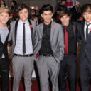 This is a picture of One Direction = Love